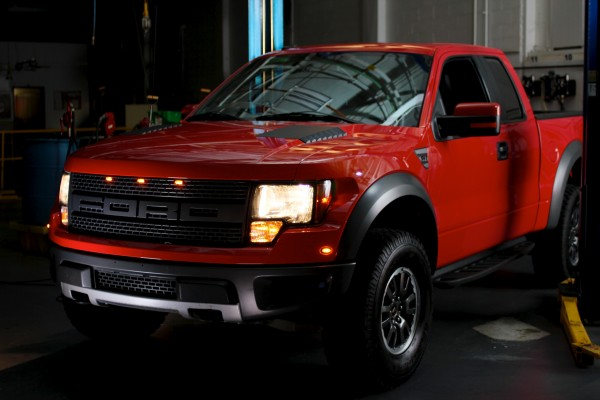 Ultimate Factories Ford F150
