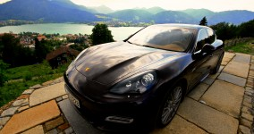 Ultimate Factories Porsche Panamera