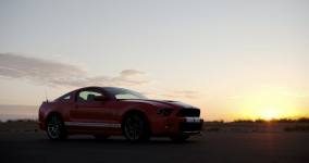 Mega Factories Ford Mustang