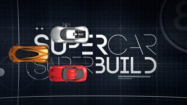 Supercar Superbuild Title